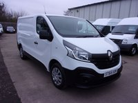 2015 RENAULT TRAFIC 1.6 SL27 BUSINESS DCI S/R P/V 1d 115 BHP £10495.00