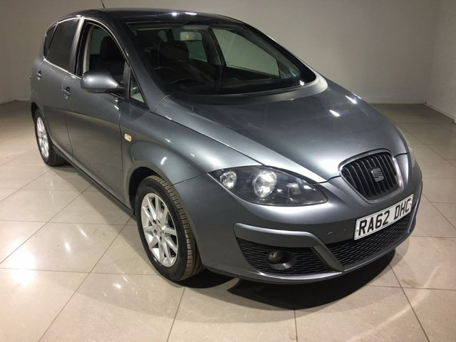 View our 2012 62 SEAT ALTEA 1.6 SE DSG CR TDI 5d AUTO 103 BHP