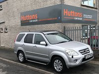 2007 HONDA CR-V 2.0 I-VTEC EXECUTIVE 5d 148 BHP £5795.00