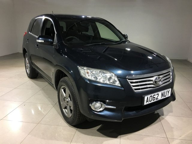 View our 2012 62 TOYOTA RAV4 2.2 XT-R D-4D 5d 150 BHP