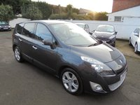2012 RENAULT GRAND SCENIC 1.6 DYNAMIQUE TOMTOM ENERGY DCI S/S 5d 130 BHP £8000.00