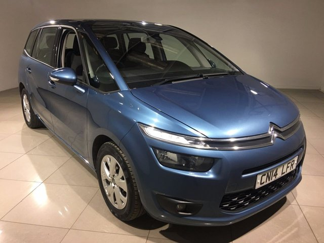 View our 2014 14 CITROEN C4 PICASSO 1.6 GRAND E-HDI AIRDREAM VTR PLUS ETG6 5d AUTO 91 BHP