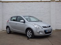 USED 2009 09 HYUNDAI I20 1.4 COMFORT 5d 99 BHP 8 SERVICE STAMPS 2 KEYS FINANCE AVAILABLE