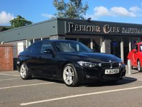 USED 2013 63 BMW 3 SERIES 3.0 330d BluePerformance M Sport Sport Auto 4dr (start/stop) SAT NAV, FULL HEATED LEATHER
