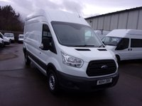 USED 2014 14 FORD TRANSIT 2.2 350 L3 H3 99 BHP