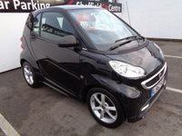 2013 SMART FORTWO 1.0 EDITION 21 MHD 2d AUTO 71 BHP £4875.00