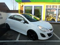 2011 VAUXHALL CORSA 1.2 LIMITED EDITION 3d 83 BHP £6000.00
