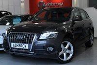 2011 AUDI Q5 2.0 TDI QUATTRO S LINE 5d 170 S/S £17483.00