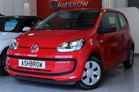 2014 VOLKSWAGEN UP 1.0 TAKE UP 3d 60 BHP £5243.00