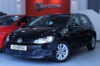 2013 VOLKSWAGEN GOLF 1.6 TDI SE BLUEMOTION TECH 5d 105 S/S £10143.00