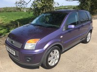 USED 2006 56 FORD FUSION 1.4 FUSION PLUS 5d 78 BHP