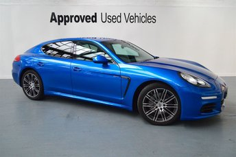 2014 PORSCHE PANAMERA 3.0 D V6 TIPTRONIC 5d AUTO 300 BHP £46450.00