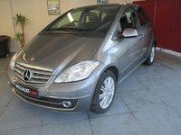 2009 MERCEDES-BENZ A CLASS 2.0 A180 CDI ELEGANCE SE 5d AUTO 108 BHP £5995.00