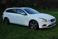 USED 2011 61 VOLVO V60 1.6 DRIVe R-DESIGN S/S [113 BHP] 5 Door Estate * DIESEL *