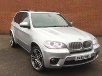 USED 2013 63 BMW X5 3.0 Diesel X Drive M Sport 7 Seats