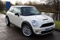 USED 2012 62 MINI HATCH COOPER 1.6 COOPER S LONDON CHILLI PACK 3d 184 BHP