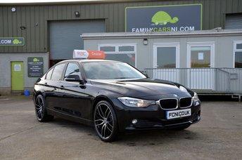 2013 BMW 3 SERIES 2.0 316D ES 4d 114 BHP £10450.00