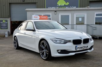 2013 BMW 3 SERIES 2.0 316D SE 4d 114 BHP £11250.00
