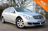 2006 MERCEDES-BENZ R CLASS 3.0 R320L CDI SE 5d AUTO 224 BHP £6950.00