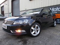 USED 2013 13 VOLKSWAGEN PASSAT 1.6 S TDI BLUEMOTION TECHNOLOGY 5d 104 BHP Excellent Condition, One Owner, FSH, Low Rate No Fee Finance Available