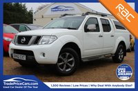USED 2012 62 NISSAN NAVARA 2.5 dCi Platinum Double Cab Pickup 4dr (EU5) Used Car Dealer of the Year