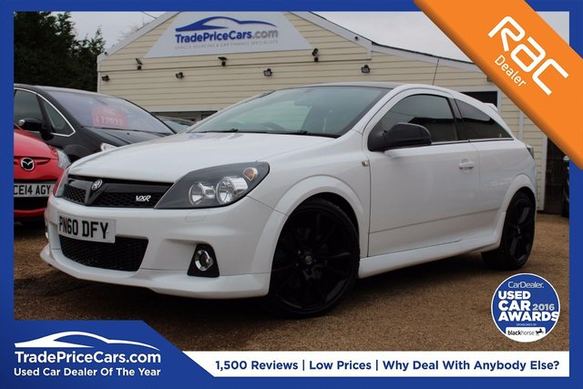 View our 2010 60 VAUXHALL ASTRA 2.0 i 16v VXR Arctic Edition 3dr