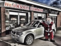 USED 2006 56 BMW X3 2.0 D M SPORT 5d 148 BHP BUY ME FROM £30.83 A WEEK!!