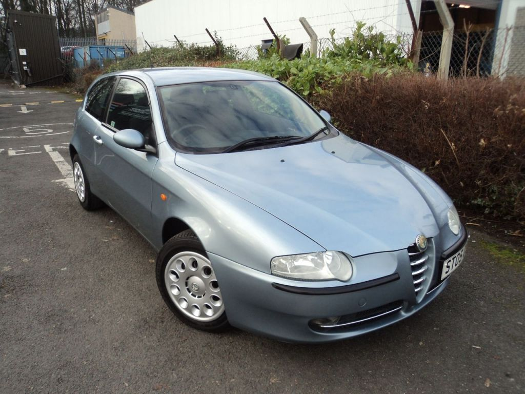 Used Alfa Romeo Cars In Kirkcaldy From Craignairn Carworld 147 Manual View Our