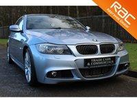 2009 BMW 3 SERIES 3.0 335D M SPORT 4d AUTO 282 BHP £15500.00