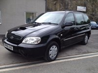 USED 2005 05 KIA SEDONA 2.9 L CRDI 5d 142 BHP ** 1 FORMER KEEPER ONLY ** MOT TILL MARCH 2018