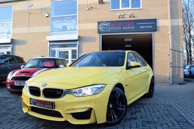 2015 65 BMW M3 SALOON 3.0 TWIN TURBO DCT
