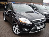 USED 2008 58 FORD KUGA 2.0 ZETEC TDCI AWD 5d 134 BHP COUNTRY WIDE DELIVERY ARRANGED