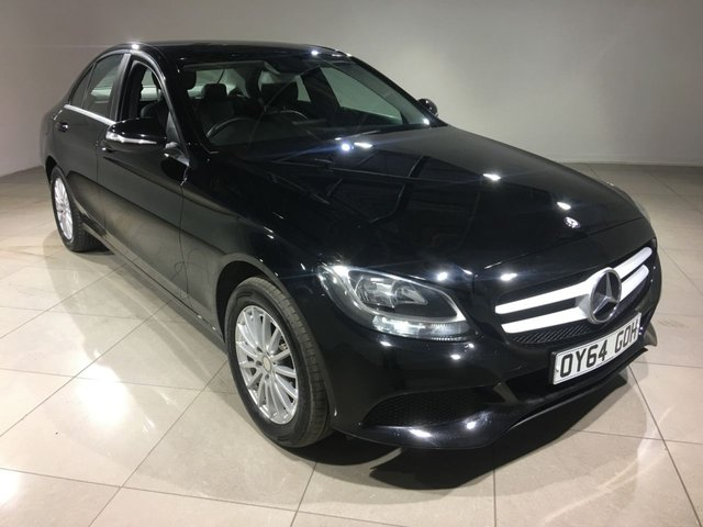 View our 2014 64 MERCEDES-BENZ C CLASS 2.1 C220 BLUETEC SE EXECUTIVE 4d 170 BHP