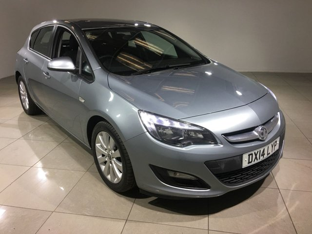 View our 2014 14 VAUXHALL ASTRA 1.7 DESIGN CDTI ECOFLEX S/S 5d 110 BHP