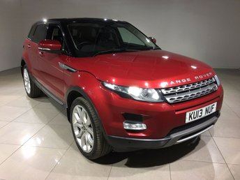 2013 LAND ROVER RANGE ROVER EVOQUE 2.2 SD4 PURE TECH 5d 190 BHP £19992.00