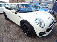 USED 2016 65 MINI CLUBMAN 2.0 COOPER S JCW CHILLI PACK AUTOMATIC 5dr MASSIVE SPEC VEHICLE, 1 OWNERS ONLY 4250 MILES FROM NEW