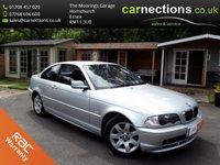 USED 2001 51 BMW 3 SERIES 2.0 318CI SE 2d AUTO 141 BHP