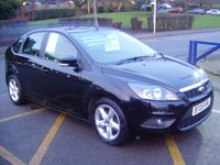 2009 FORD FOCUS 1.6 ZETEC 5d 100 BHP £4495.00