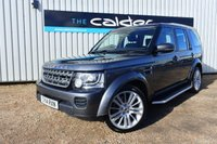 2014 LAND ROVER DISCOVERY 3.0 SDV6 GS 5d AUTO 255 BHP £26995.00