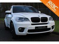 2011 BMW X5 3.0 XDRIVE40D M SPORT 5d AUTO 302 BHP £24000.00