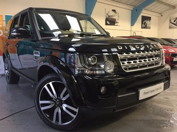 2014 LAND ROVER DISCOVERY 3.0 SDV6 HSE 5d AUTO 255 BHP £SOLD