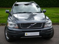 USED 2007 07 VOLVO XC90 2.4 D5 SE LUX AWD 5d AUTO 185 BHP DESIRABLE DIESEL 4X4*** HUGE HISTORY FILE