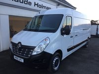2015 RENAULT MASTER 2.3 LM35 BUSINESS ENERGY DCI LWB 135  £12695.00