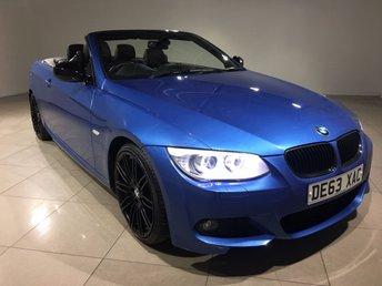 2013 BMW 3 SERIES 2.0 320D M SPORT 2d AUTO 181 BHP £18990.00