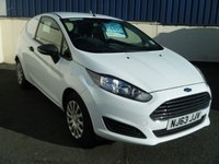2013 FORD FIESTA 1.5 BASE TDCI 3d 74 BHP £4495.00