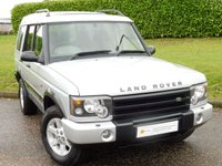 2002 LAND ROVER DISCOVERY 2.5 TD5 GS 7STR 5d 136 BHP £4995.00