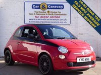 USED 2011 61 FIAT 500 0.9 C TWINAIR 3d 85 BHP Full Service History Free Tax 0% Deposit Finance Available