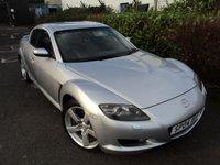 2004 MAZDA RX-8 2.6 231PS 4d 228 BHP £2488.00