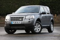 USED 2010 10 LAND ROVER FREELANDER 2.2 TD4 E GS 5d 159 BHP 1 Owner From New