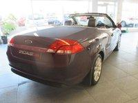2008 FORD FOCUS 2.0 CC3 2d 144 BHP £3995.00